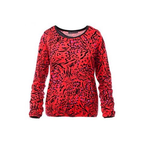 Dámské triko Geisha červené