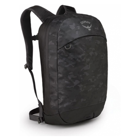 Osprey transpostre Panel Loader l camo black UNI