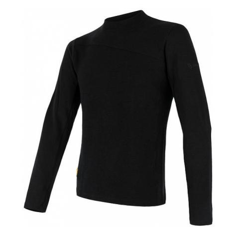 Pánské tričko SENSOR Merino Extreme dl. rukáv černá