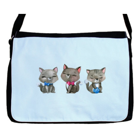 Taška přes rameno Kočičky