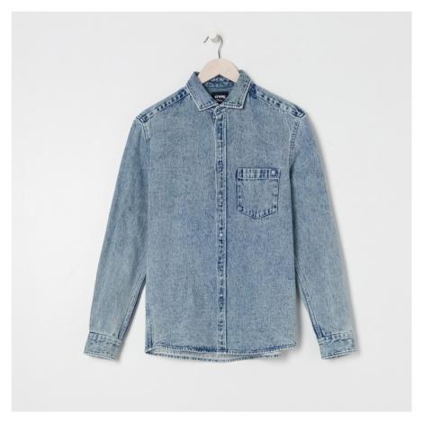 Sinsay - Košile regular fit - Modrá