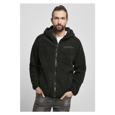 Brandit Teddyfleece Worker Jacket black