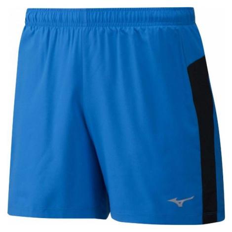 Mizuno IMPULSE CORE 5.5 SHORT modrá - Pánské multisportovní šortky