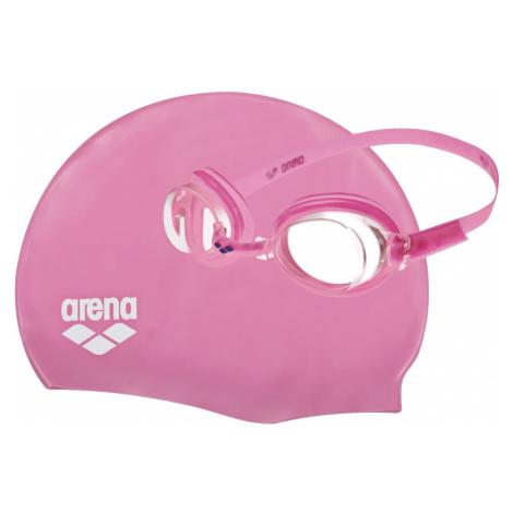 Arena Pool Set Junior růžová