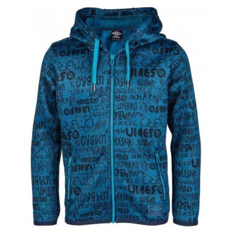 Umbro JAMES černá - Chlapecký svetr