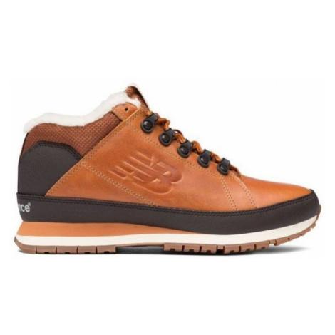New Balance H754LFT béžová - Pánská zimní obuv