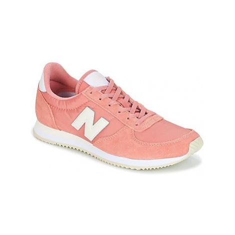 New Balance WL220 Růžová