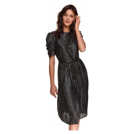 Women's dress Top Secret Polka dot printed