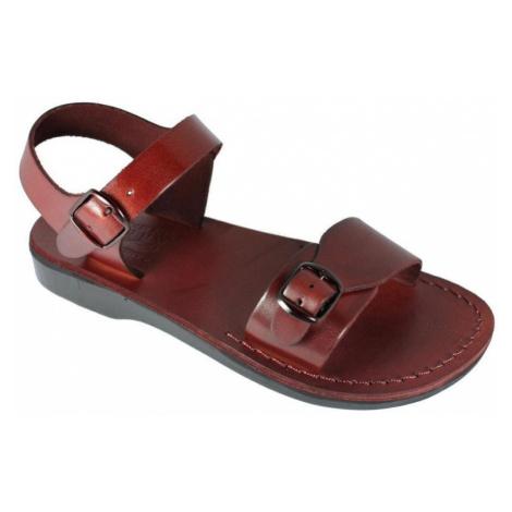 Faraon-Sandals ANTEF Uni kožené sandály 001 ANTEF