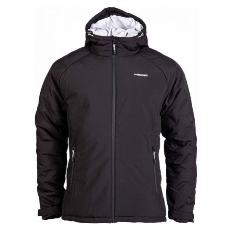 Head HANK černá - Pánská zimní bunda