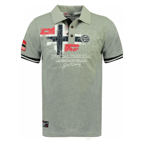 GEOGRAPHICAL NORWAY polokošile pánská KUTTA SS MEN 100
