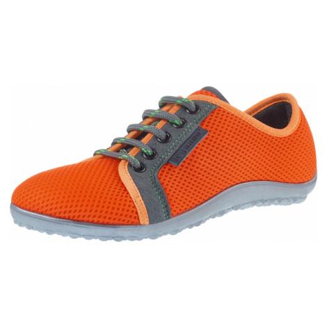 boty Leguano Aktiv magma oranžové