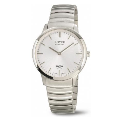 BOCCIA3321-02, Dámské náramkové hodinky Boccia Titanium