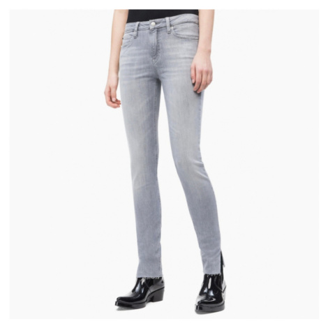 Calvin Klein dámské šedé džíny