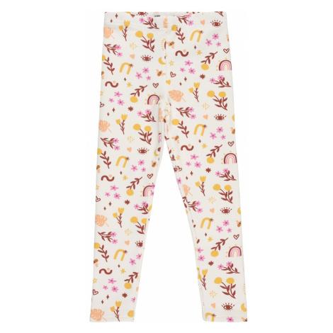 Cotton On Legíny pastelově žlutá / žlutá / meruňková / pink / tmavě červená