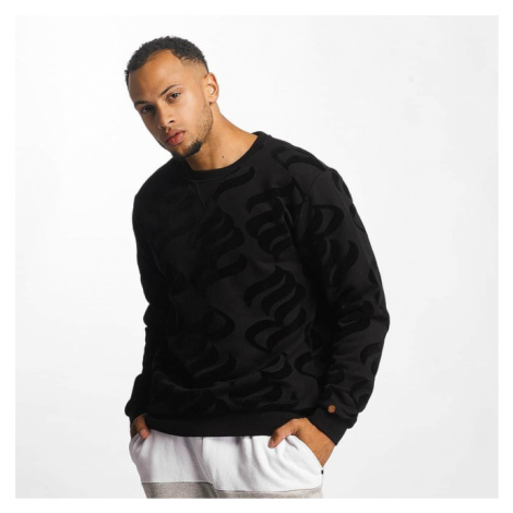 Rocawear / Jumper Retro Velour in black