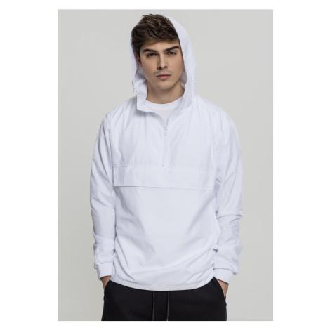 Basic Pull Over Jacket - white Urban Classics