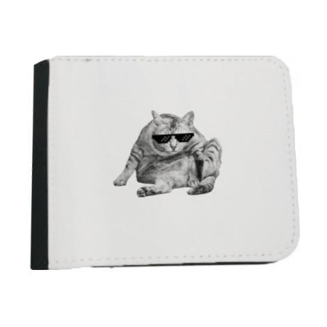 Pánská peněženka Drsná kočka