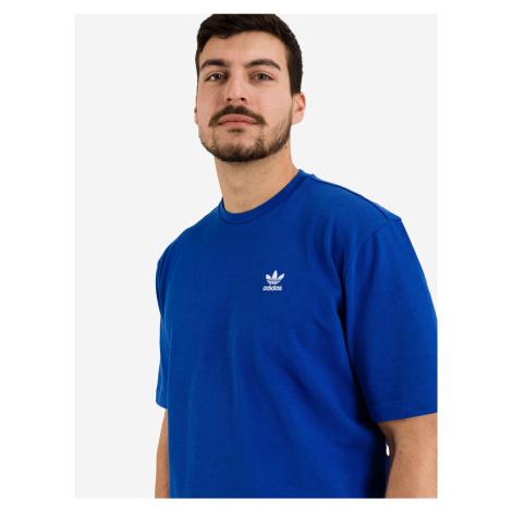 Trefoil Boxy Triko adidas Originals Modrá