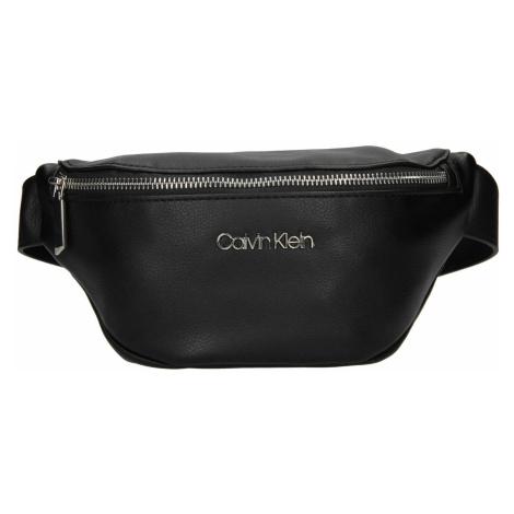 Dámská ledvinka Calvin Klein Bartens - černá