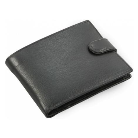 Černá pánská kožená peněženka Collin Arwel