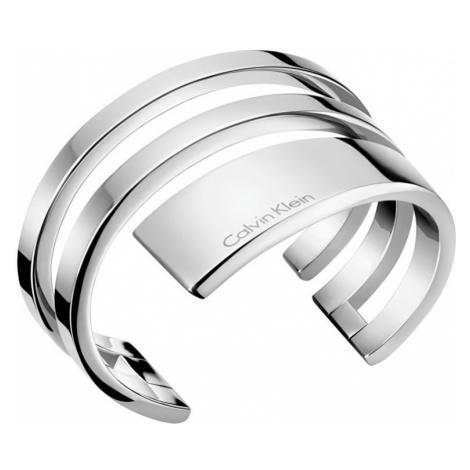 Calvin Klein Pevný ocelový náramek Beyond KJ3UMF0001 5,8 cm