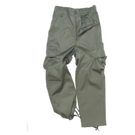 Dětské kalhoty US BDU Mil-Tec® - zelené Mil-Tec(Sturm Handels)