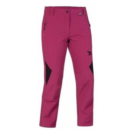 Salewa kalhoty dámské Terminal DST W, červená