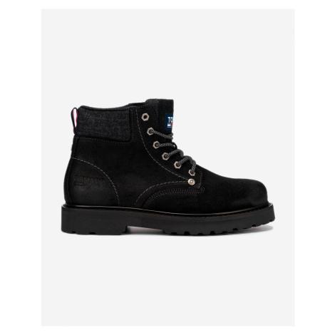 Lace Up Kotníková obuv Tommy Jeans Tommy Hilfiger