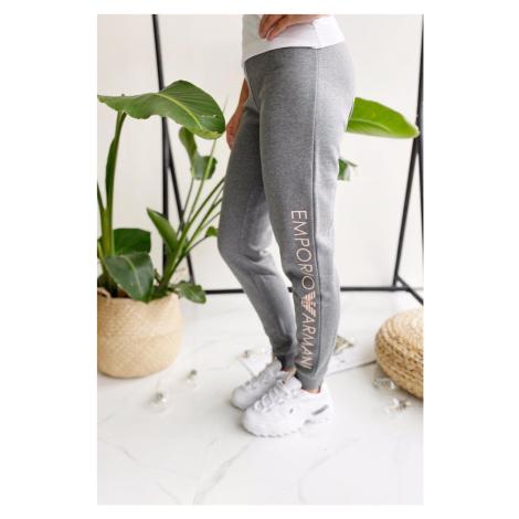 Emporio Armani Underwear Emporio Armani Iconic Terry tepláky dámské - šedé