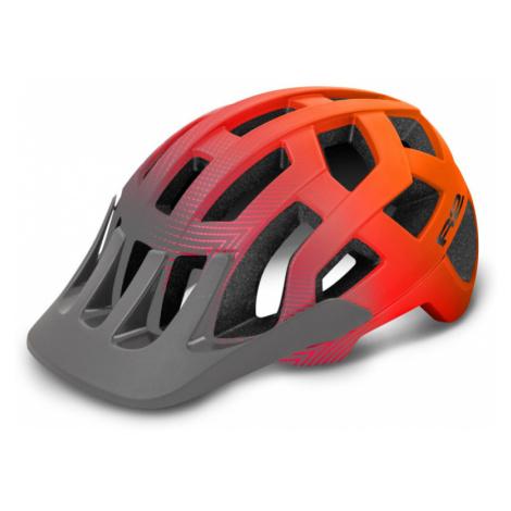 R2 FARGO Cyklistická helma ATH24D červená