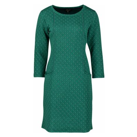 Zilch 02VPO40.137 Dámské šaty 940 zelená