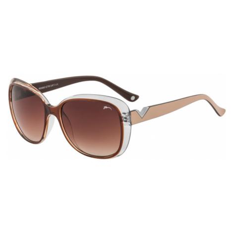 RELAX Ictis Sluneční brýle R0306G hnědá 46-48