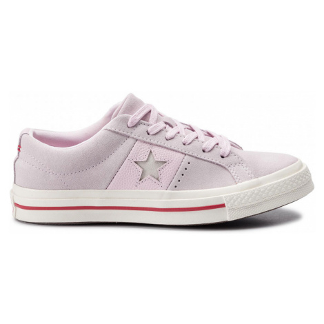 Converse One Star OX růžové 163194C