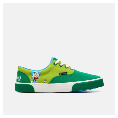 Cropp - Tenisky Rick&Morty - Zelená