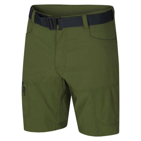 Husky Kimbi M, tm.zelená Pánské šortky