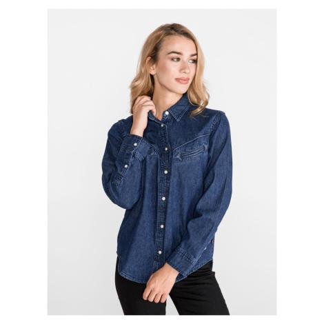 Dori Western Košile Levi's® Modrá Levi´s
