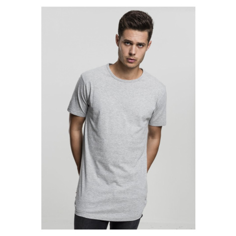 Peached Shaped Long Tee - grey Urban Classics