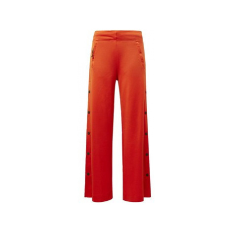 Adidas Kalhoty Karlie Kloss Flared Oranžová
