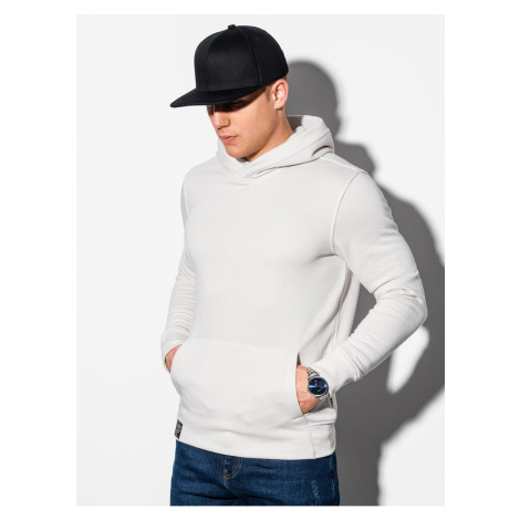 Ombre Clothing Men's hooded sweatshirt B1079