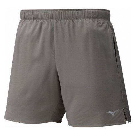 Mizuno CORE 5.5 SHORT šedá - Pánské multisportovní šortky