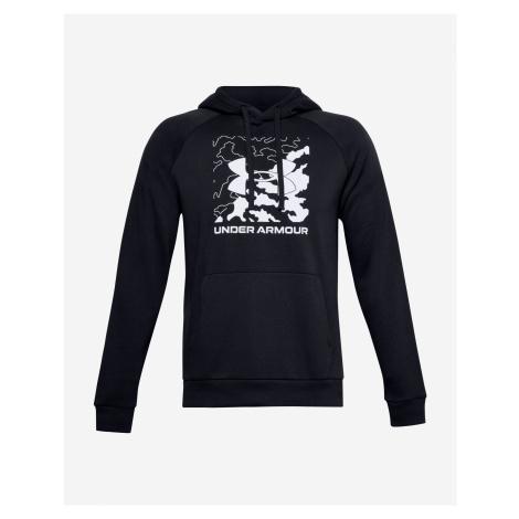 Rival Fleece Box Logo Mikina Under Armour