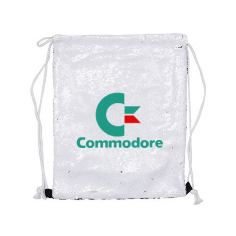 Vak flitrový měnící Commodore