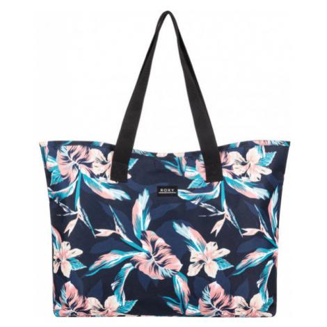 Roxy WILDFLOWER PRINTED tmavě modrá - Dámská taška