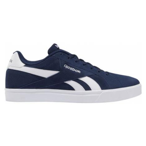 Reebok ROYAL COMPLETE modrá - Pánská volnočasová obuv