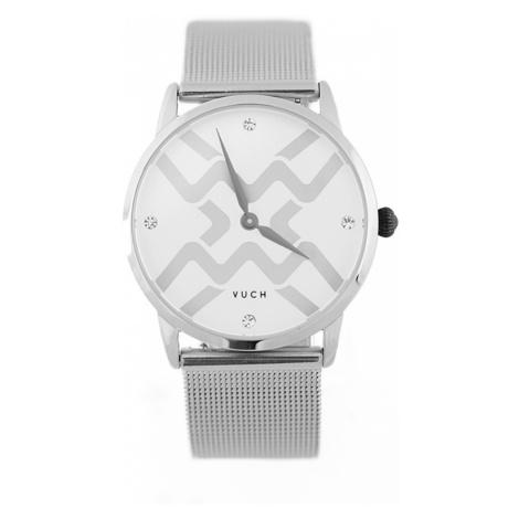 Dámské hodinky v stříbrné barvě Renne VUCH
