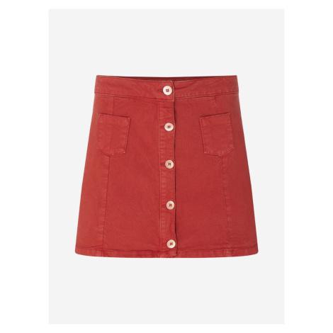 Sukně O'Neill Lw Tunitas Skirt Červená