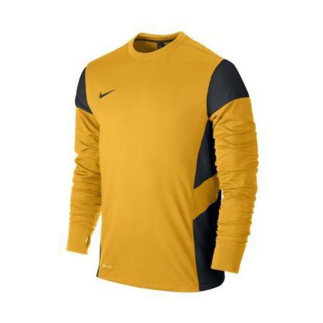 Mikina Nike Midlayer Academy 14 Zlatá / Černá