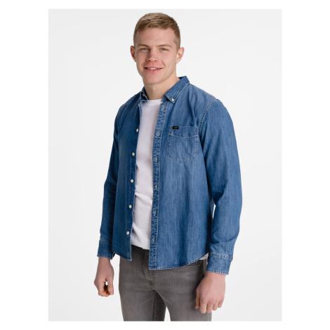 Košile Lee Modrá