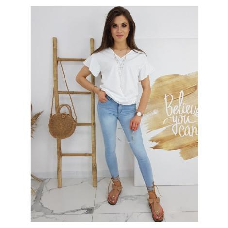 Women's blouse NELO white RY1459